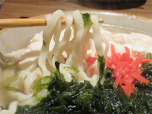 9沖縄そば麺@行集談四朗商店