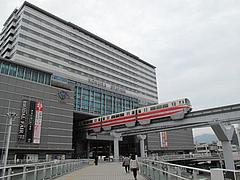 外観:JR小倉駅@陽林軒・リバーウォーク北九州・小倉