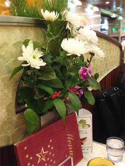 5生花の席@純喫茶アメリカン