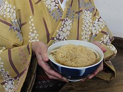 料理:ごぼう天うどん380円@みやけうどん・呉服町