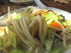 8ランチ:長崎チャンポン麺@チャンポン・ラーメン・長崎亭・福重本店