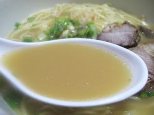 10中華そばスープ@瓢太(ひょうた)