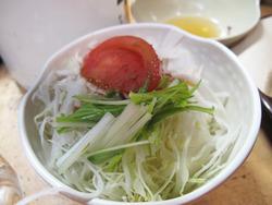 6サラダ@春日食堂