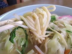 料理:ちゃんぽん麺@中華料理・福楽軒・清川