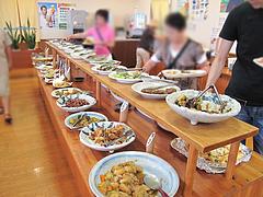 店内2@にじの耳納の里・夢キッチン・ランチバイキング