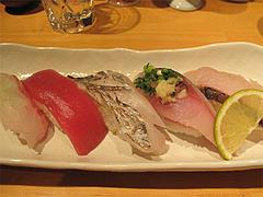 17料理:寿司@鮨ダイニング太兵衛・博多区古門戸町