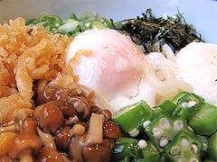 料理:スタミナぶっかけ(冷)の具@ウエストうどん渡辺通り店