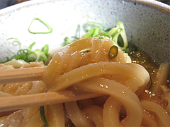 20ランチ:とりたま(鶏釜玉うどん)卵@讃岐うどん大使・福岡麺通団・薬院