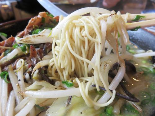 12野菜たっぷり麺