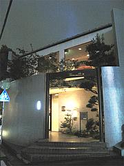 外観@日本料理・浄水茶寮・薬院