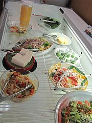 料理9@にじの耳納の里・夢キッチン・ランチバイキング