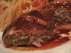 料理:煮込みハンバーグアップ@ハカタネーゼ・エノテカ・リツ・清川