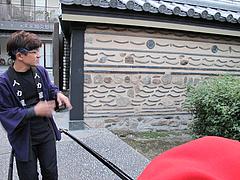 福岡・博多観光11@人力車の博多人力屋
