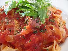 10ランチ:ベーコンとトマトのモッツァレラチーズ@サンディッシュ・カフェ・美野島