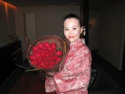 14バラの花束@スケアクロウ