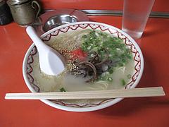 4ランチ:ラーメン480円@中華料理・龍園・薬院