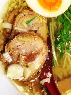 11鶏チャーシュー@博多商店