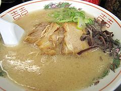 料理:らーめん480円@昇龍ラーメン博多本店・箱崎