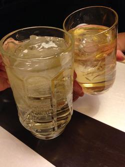 1乾杯@赤坂三平