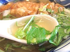 料理:パイコー麺スープ@ちゃん(CHANG)・中華・野間
