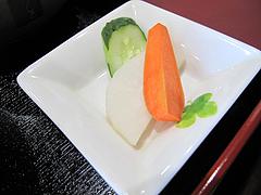 料理:日替の漬物@白頭山天・福岡店