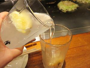 21肉玉そば790円+野菜大盛@たいちゃん