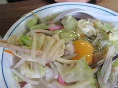 料理:久しぶりにちゃんぽん@チャンポン長崎亭・博多駅南店