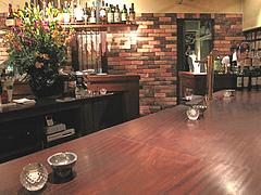 3店内:カウンター@イタリアン・ワインバー・SUGIYA(スギヤ)・赤坂