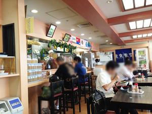 6店内@那覇・空港食堂