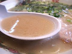 料理:ラーメンスープ@一九ラーメン筑紫・蔵