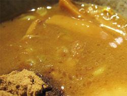 7スープがん見@風雲児