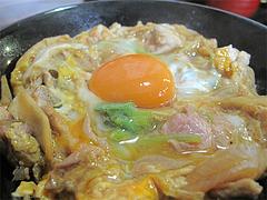 料理:北崎鶏親子丼アップ@北崎鶏・親子丼・長浜ざうお