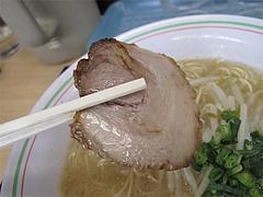 料理:ラーメンチャーシュー@博多龍々軒・博多駅前本店