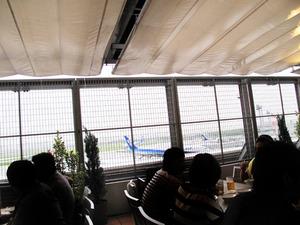 13展望デッキ@福岡空港ビアガーデン