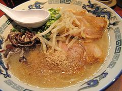 料理:ラーメン600円@麺屋・一の坊