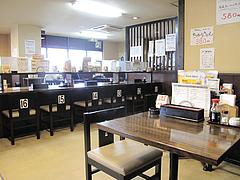 2店内@カラフル食堂・住吉店