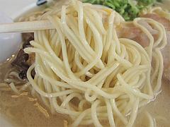 10ランチ:ラーメン・バリカタ@博多六分儀ラーメン・西片江店