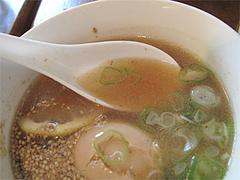 料理:あすかのつけらーめんタレ@麺菜酒家・支那そば・あすか・大橋