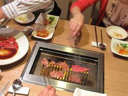 15楽しい焼肉@力飯店