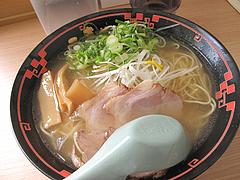 料理:天日塩ラーメン480円@ラー麦や・ラーメン