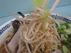 料理:みそラーメン麺@勝龍軒・野間