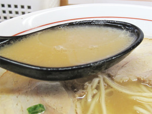 9ラーメンスープ@幸せひとつ