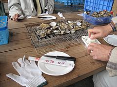 料理:大根おろす@牡蠣小屋だいゆー(だいゆう・ダイユー)・糸島