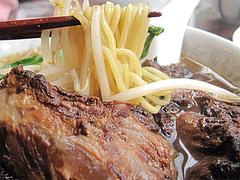 料理:排骨麺麺@台湾飯店・野間