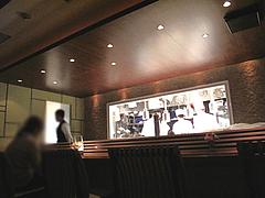 店内2:カウンター席@フレンチ・ジョルジュ・マルソー・大手門