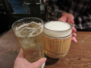 2乾杯@レターレ