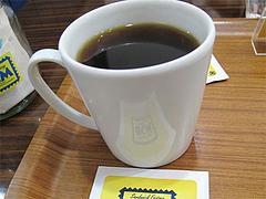 料理:ホットコーヒー300円@OCMサンドイッチファクトリー・小倉