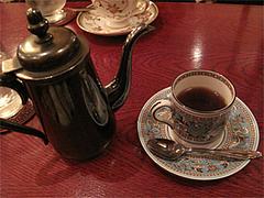 料理:キリマンジャロ650円@可否聖道(コーヒーせいどう)・福岡市南区大橋