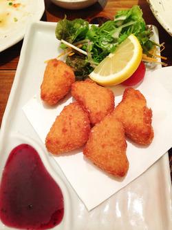 6カマンベールチーズフライ@つねちゃん