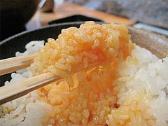 ランチ:日本一のこだわり卵かけご飯食べる@麺劇場・玄瑛